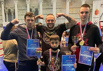 Чемпионат Тульской области